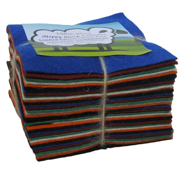 Happy Sheep Charm Pack